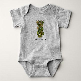 BATTLE DRAGON BABY BODYSUIT