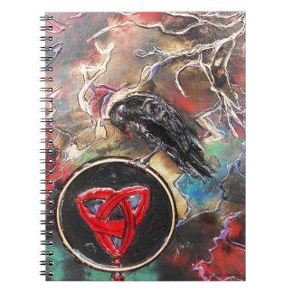 Battle Goddess Spiral Notebooks