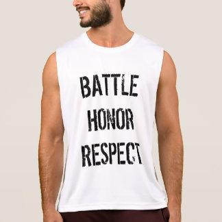 Battle Honor Respect Singlet