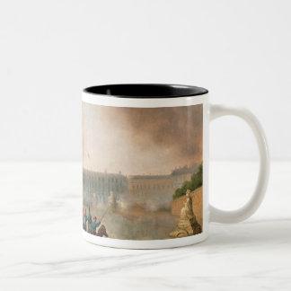Battle in the Place de la Concorde, 1871 Coffee Mug