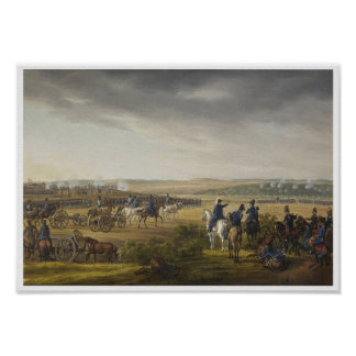 Battle of Borodino Poster