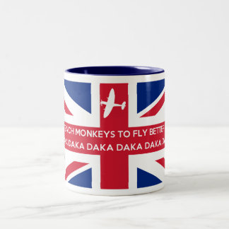 Battle of Britain 1 Two-Tone Coffee Mug