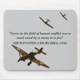 Battle of Britain 70th anniversary Mouse Pad