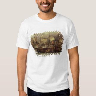 Battle of Cape St.Vincent T-shirts