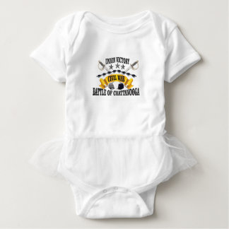 battle of  Chattanooga Baby Bodysuit