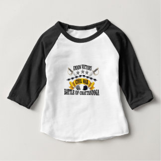 battle of  Chattanooga Baby T-Shirt