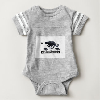 battle of Fridricksburg Baby Bodysuit