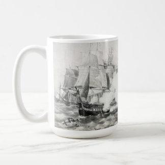 Battle of Lake Erie Coffee Mug