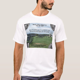 Battle of Manassas T-Shirt