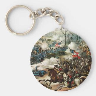 Battle of Pea Ridge Key Ring
