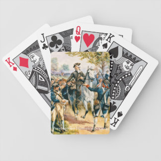 Battle of Springfield Playing Cards