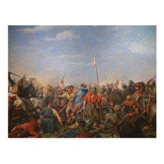 Battle of Stamford Bridge Postcard
