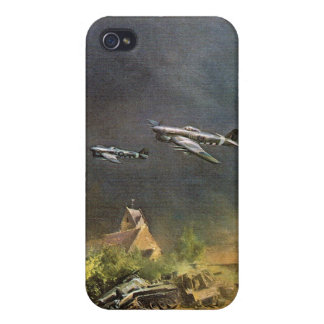 Battle of the liberation of France iPhone 4 Cover