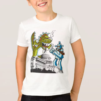 Battle on Capitol Hill (S.A.M. vs. Smokie) T-Shirt