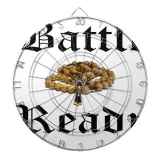 Battle Ready Dartboard