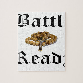 Battle Ready Jigsaw Puzzle