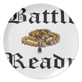 Battle Ready Plate
