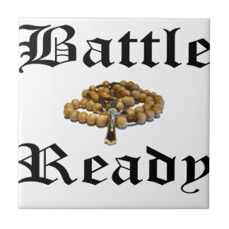 Battle Ready Small Square Tile