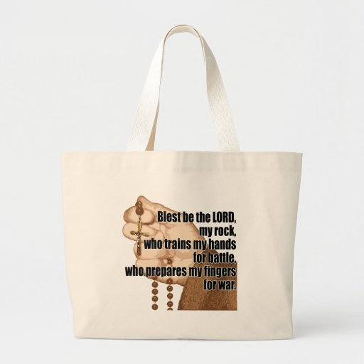 Battle Rosary with sleeve 1 Tote Bag