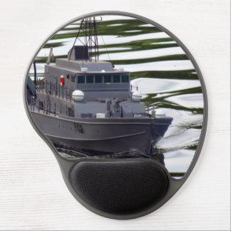 BATTLE SHIP - MODEL BOAT GEL MOUSE PAD