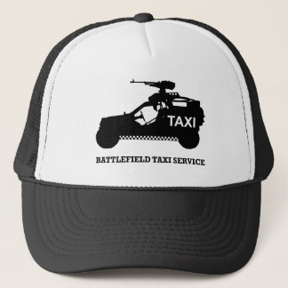 Battlefield Taxi Service Hat