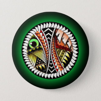 Battles 7.5 Cm Round Badge