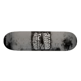 "Battleship Alabama 8 1/8"" Skateboard"