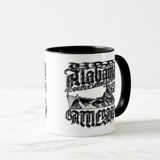 Battleship Alabama Combo Mug