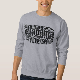 Battleship Alabama Men's Basic Sweatshirt T-Shirt