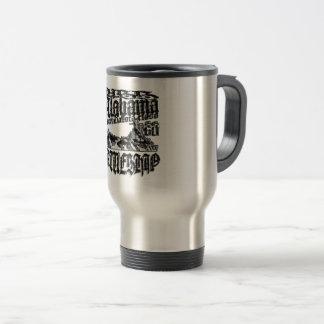 Battleship Alabama Travel/Commuter Mug