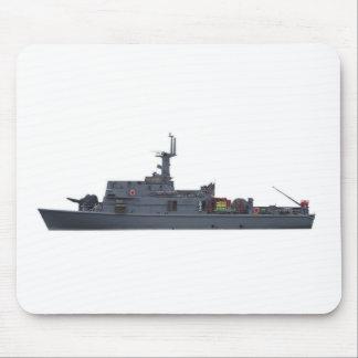 Battleship Mouse Pad