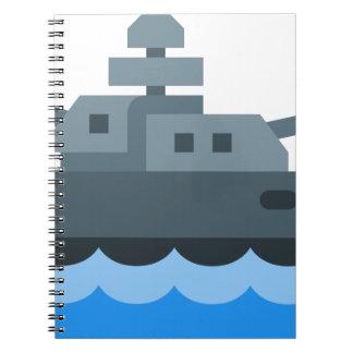 Battleship Notebook