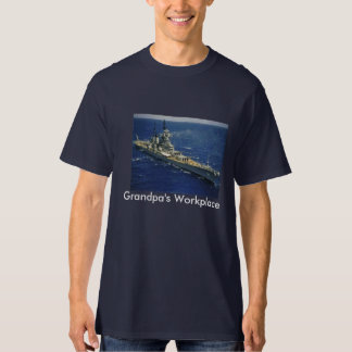 Battleship USS New Jersey T-Shirt