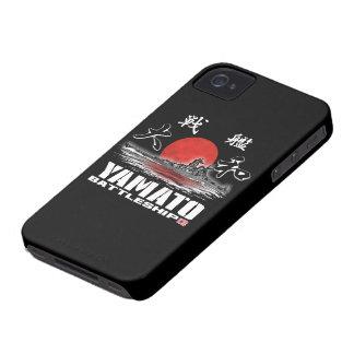 Battleship Yamato iPhone / iPad case