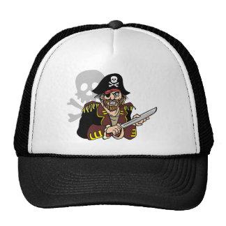 Battling Pirate Cap