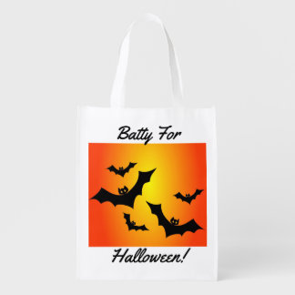 Batty For Halloween Trick Or Treat