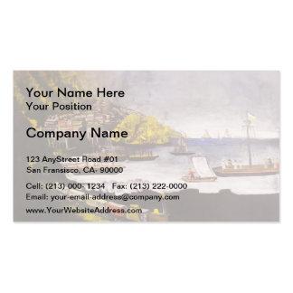 Batumi by Niko Pirosmani Business Card Templates