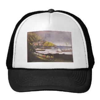 Batumi by Niko Pirosmani Trucker Hats