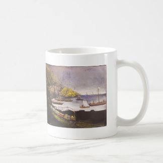 Batumi by Niko Pirosmani Coffee Mug