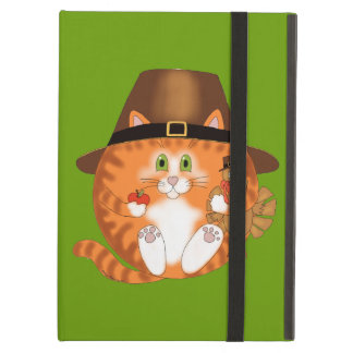 Bauble Cat Thanksgiving iPad Air Case