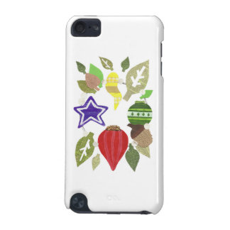 Bauble Wreath 5th Generation I-Pod Touch Case