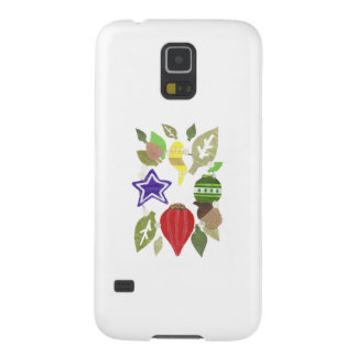 Bauble Wreath Samsung Galaxy 5S Case