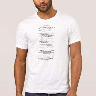Baudelaire - Une charogne T-Shirt