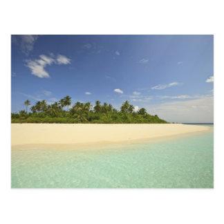 Baughagello Island, South Huvadhoo Atoll, 2 Postcard
