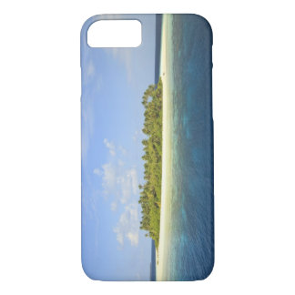 Baughagello Island, South Huvadhoo Atoll, 3 iPhone 7 Case