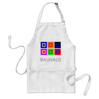BAUHAUS ART ADULT APRON