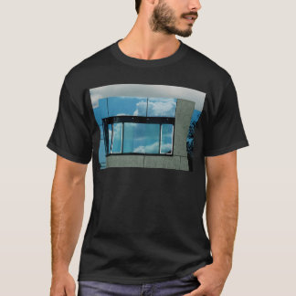 Bauhaus Blue T-Shirt
