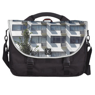 Bauhaus Dessau Germany Laptop Messenger Bag
