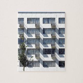 Bauhaus Dessau Germany Puzzle