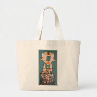 Bauhaus exhibition 'The sublime aspect', 1923 Jumbo Tote Bag